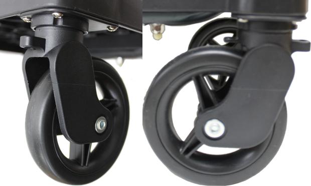 横押しで使用できる軽量サイドカー メロディ スムーズ